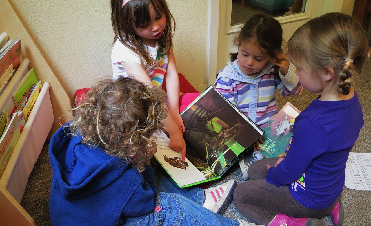 Whole child education blending Creating Compassionate Cultures (CCC) and Montessori.