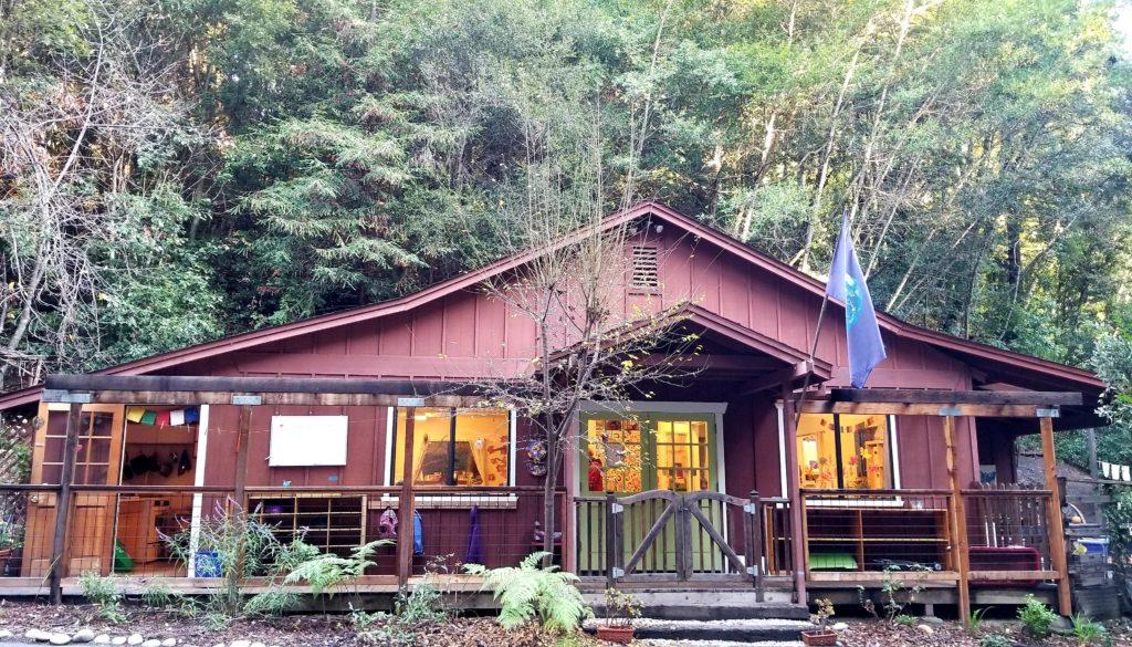Santa Cruz Private preschool best school in Soquel Redwood campus