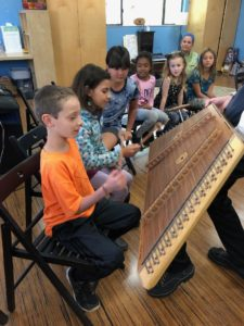 Tara Redwood School music program