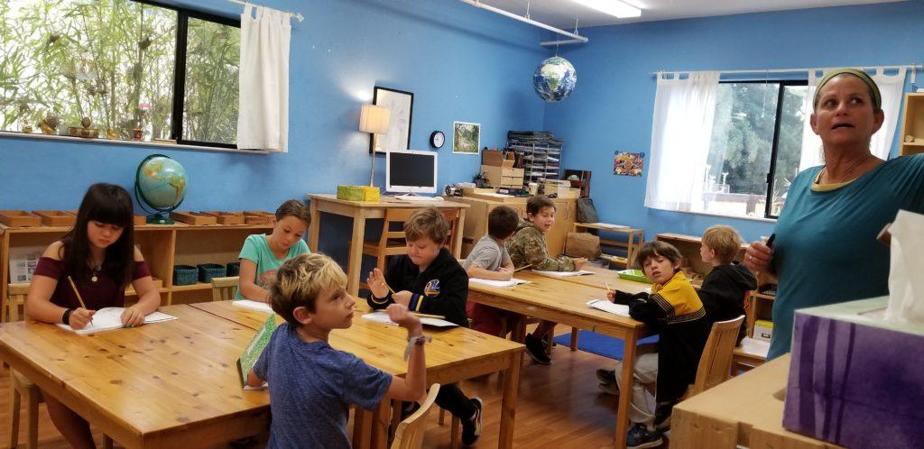 Best private Santa Cruz School.-elementary and preschool-creative studies
