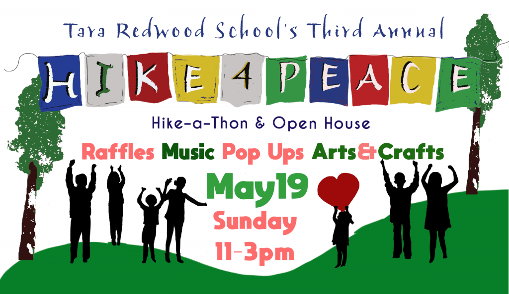 Hike4Peace fair-School Open house