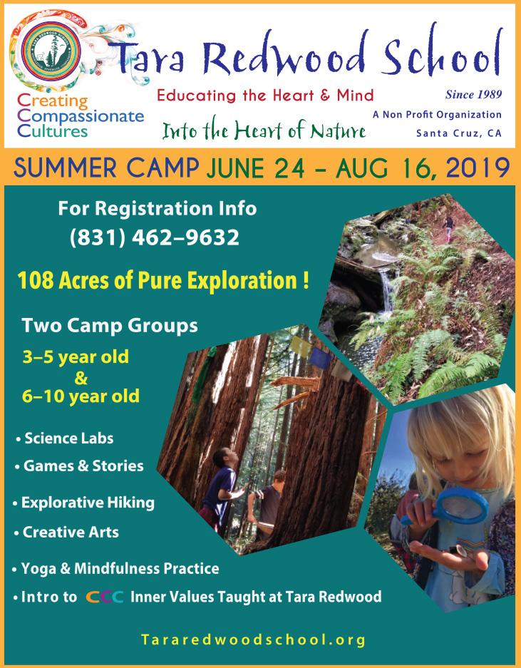 Great Summer Camp in Santa Cruz