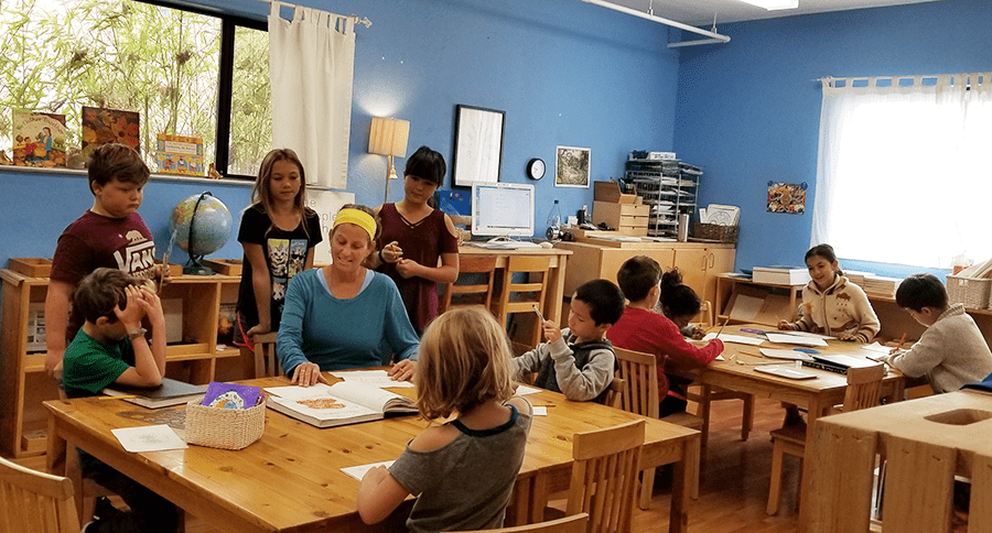 Nature school best private elementary school and preschool santa cruz county